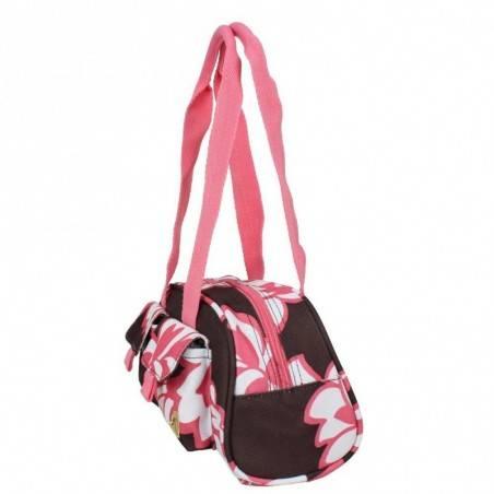 Petit sac baguette demi-rond motif fleurs Roxy As You Like It ROXY - 3