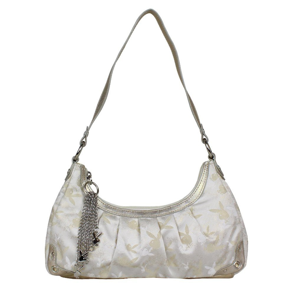 Petit sac épaule motif imprimé Playboy PA6056 PLAYBOY - 1