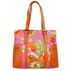 Sac shopping Mac Douglas motif floral Lithium Zipa MAC DOUGLAS - 4