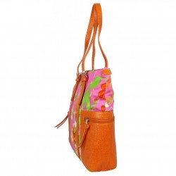Sac shopping Mac Douglas motif floral Lithium Zipa MAC DOUGLAS - 2