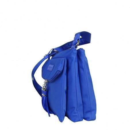 Petit sac bandoulière Lancaster style croco LANCASTER - 2
