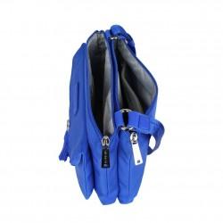 Petit sac bandoulière Lancaster style croco LANCASTER - 3