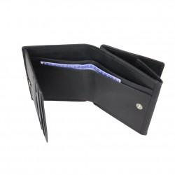 Petit porte monnaie + cartes cuir Silvercat empreinte Griff SILVERCAT - 3