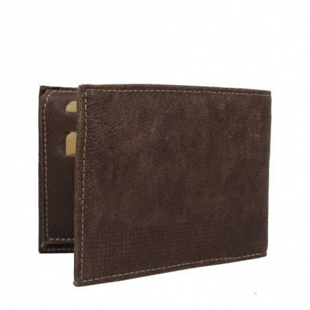 Petit portefeuille europe cuir Safari SFL814 SAFARI - 4