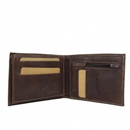 Petit portefeuille europe cuir Safari SFL814 SAFARI - 2