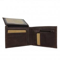 Petit portefeuille europe cuir Safari SFL814 SAFARI - 3