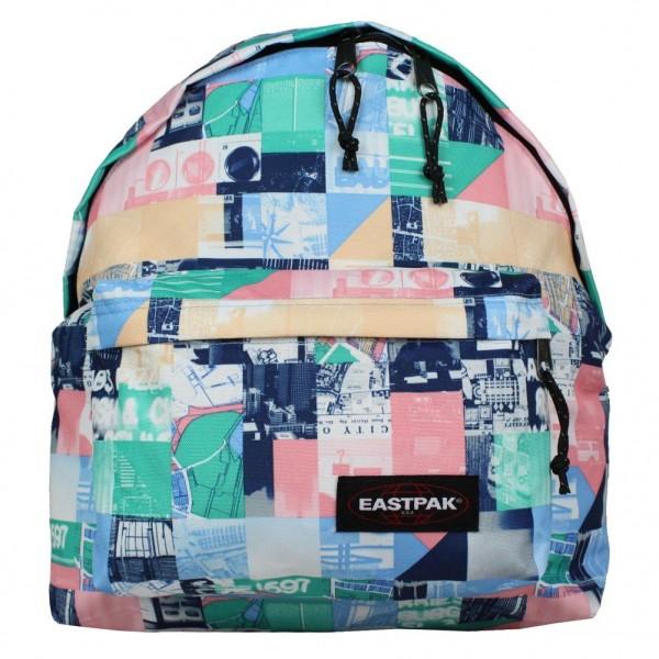Dos Ek620 Quadrangle Multicolore Soft Motif Eastpak À Sac w6qAPx