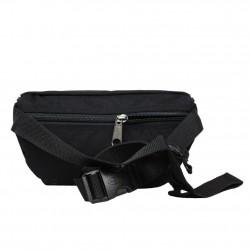 Petite pochette ceinture banane Eastpak EK074 008 Black Springer  EASTPAK - 5