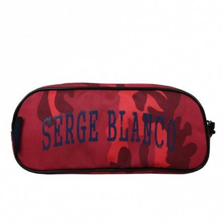 Grande trousse Serge Blanco toile PRE 2 compartiments militaire SERGE BLANCO - 1