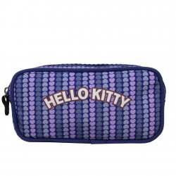 Grande trousse Hello Kitty motif coeurs 2 compartiments HELLO KITTY - 3
