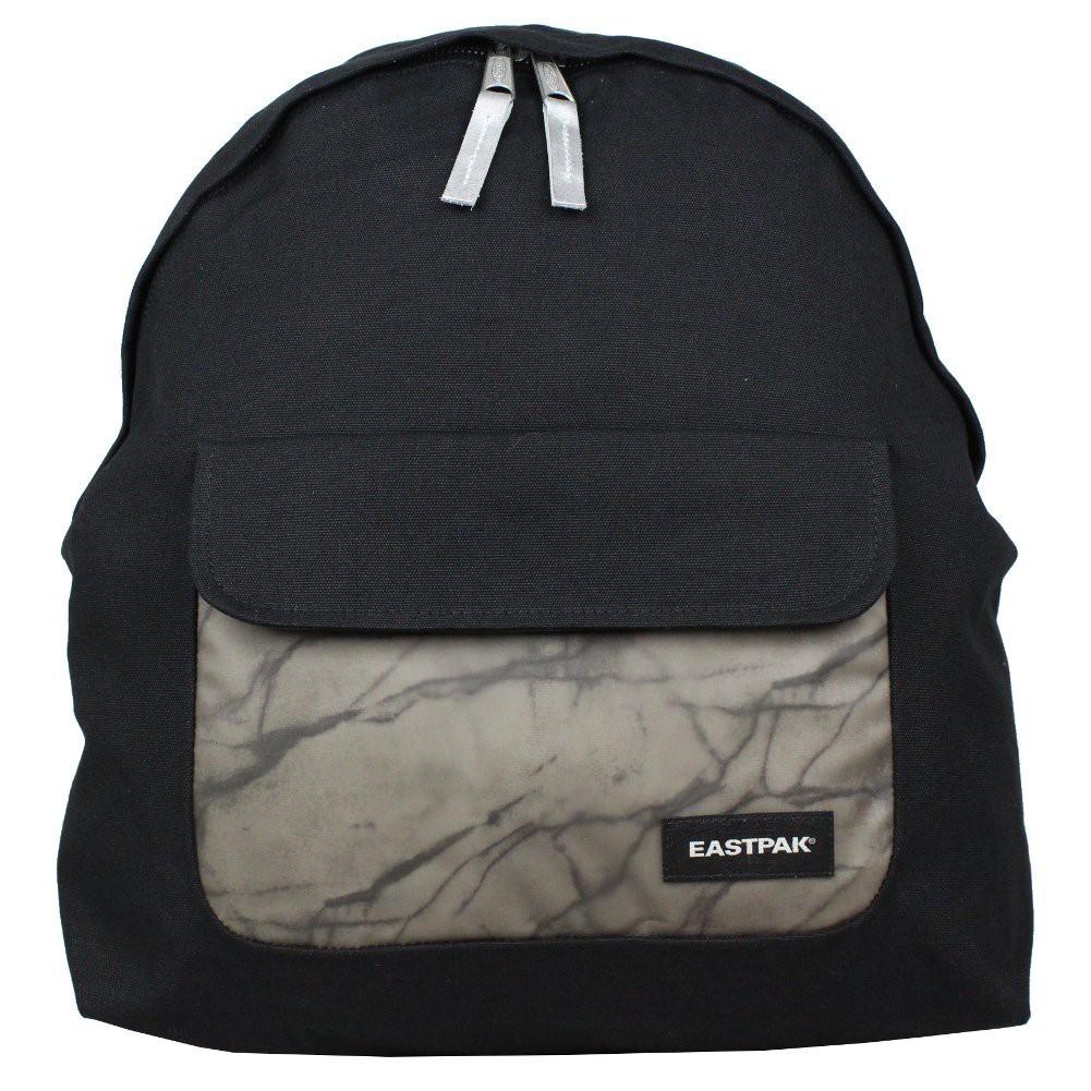 Sac à dos borne de marque Eastpak padded k620 noir black EASTPAK - 1