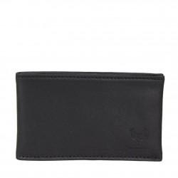Porte cartes cuir Fourès Baroudeur RFID Fabrication France FOURÈS - 4