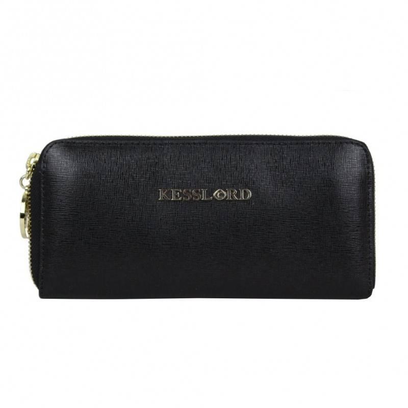 Portefeuille à zip  Kesslord Cuir Marlo SF  KESSLORD  - 5
