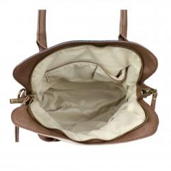 Sac épaule tissu imprimé SMASH LTR-LISA BAG SMASH - 3
