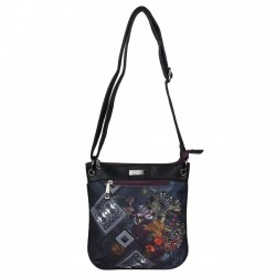 Sac bandoulière plat motif rivets SMASH Livvuy Bag SMASH - 1