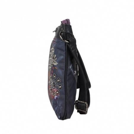 Sac bandoulière plat motif rivets SMASH Livvuy Bag SMASH - 3