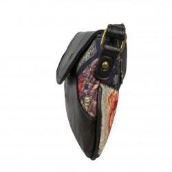Sac bandoulière pochette plate SMASH motif Pernel SMASH - 3