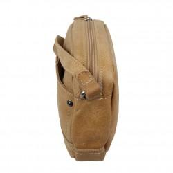 Petit sac bandoulière reporter cuir Patrick Blanc Tribe PATRICK BLANC - 2