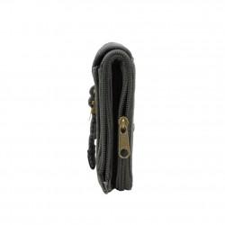 Porte monnaie toile déco rivets Roxy Cilla Xrwwto81 ROXY - 2