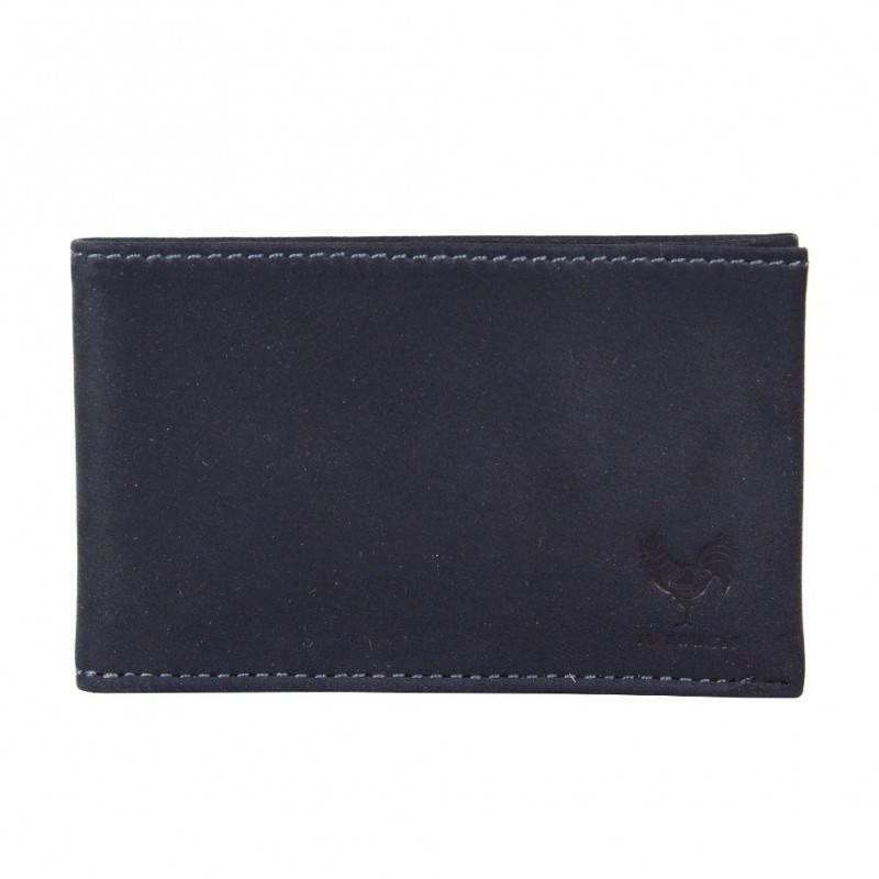 petit porte cartes cuir plat jean louis four s e34 baroudeur evo s curis anti rfid fabrication. Black Bedroom Furniture Sets. Home Design Ideas