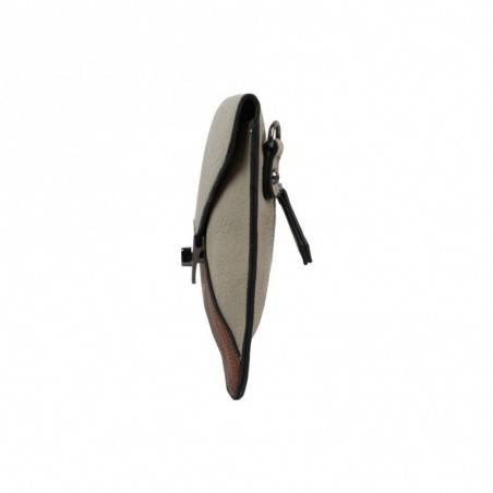 Sac à main pochette plate en bandoulière Thierry Mugler bi-couleur mt2q4t THIERRY MUGLER - 4
