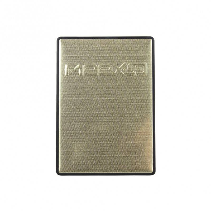Petit porte cartes 4 rigide sécurité anti piratage plat 4 cartes MeexUp Compact Fabriqué en France