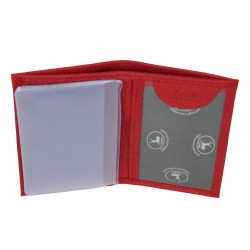 Petit porte cartes cuir fabrication France 9611.6 FRANDI - 2