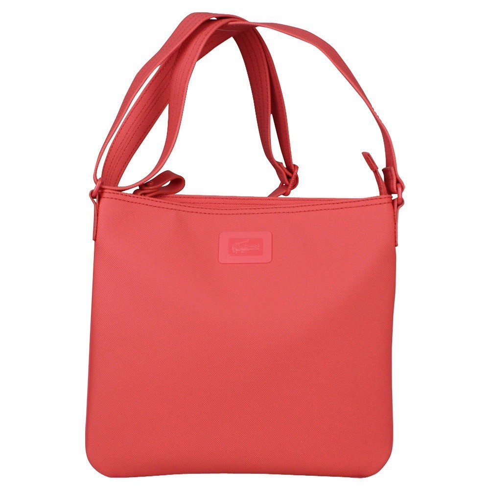 Sac pochette ultra plate Lacoste NFWM Flat Crossover Bag LACOSTE - 1