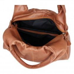 Sac cabat de marque Lancaster noir textile 515-30 FOURÈS - 3