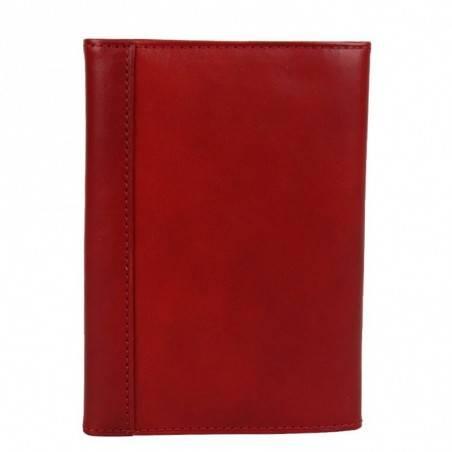 Petit portefeuille porte monnaie et porte cartes cuir vintage Tony Perotti Tony PEROTTI - 7