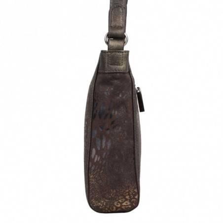 Sac bandoulière Patrick Blanc motif doré 509063 PATRICK BLANC - 7