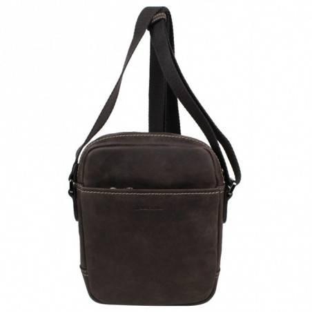 Pochette homme femme de marque adidas w68189 ac mini bag noir SERGE BLANCO - 1