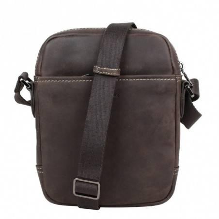 Pochette homme femme de marque adidas w68189 ac mini bag noir SERGE BLANCO - 2