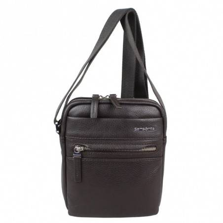 Pochette cuir Samsonite Hip Cl LTH 1 compartiment  SAMSONITE - 1
