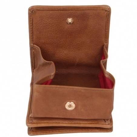 Portefeuille porte monnaie rugby cuir Serge Blanco rom21021 SERGE BLANCO - 2