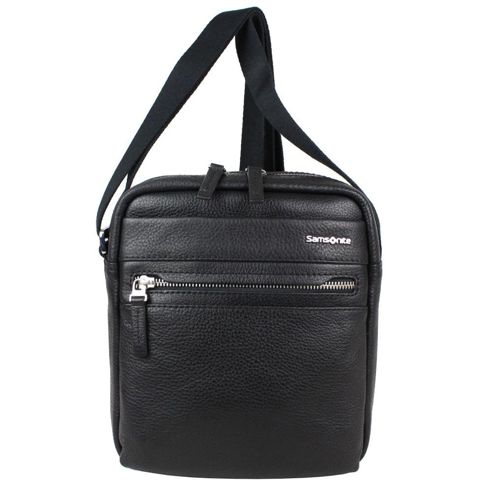 Pochette homme femme de marque adidas w68189 ac mini bag noir SAMSONITE - 1