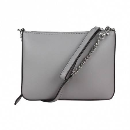 Petit sac bandoulière effet saffiano Guess Delaney Mini EY453572  GUESS - 3