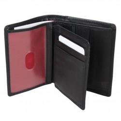 Portefeuille porte monnaie rugby cuir Serge Blanco rom21021 SERGE BLANCO - 3