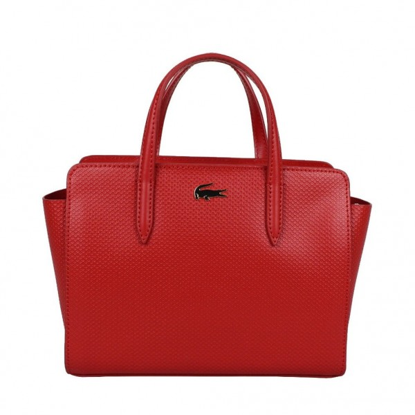 Xs Cuir Mini Lacoste Sac Shopping Bag À Rigide Refente Main Nf1677ce qwRUwf