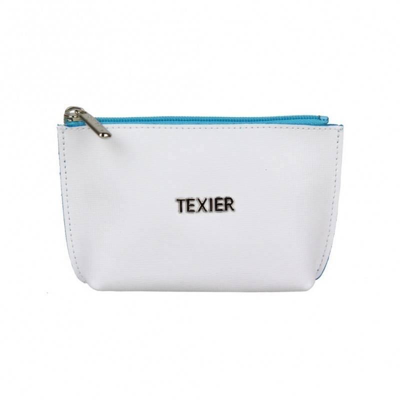 Porte monnaie Texier cuir Fabrication Française 21080i TEXIER - 1