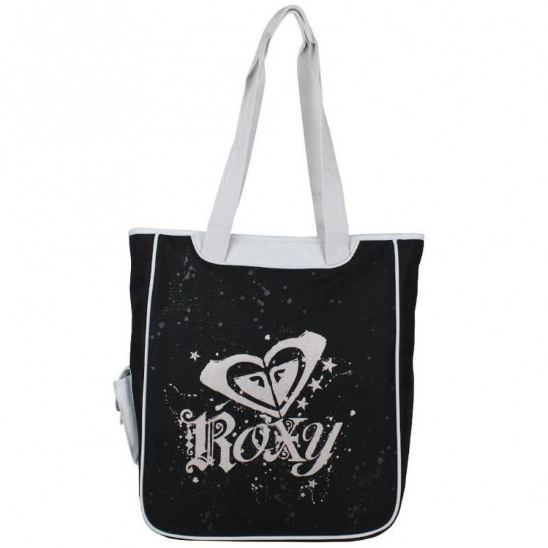 Grand sac cabas épaule Roxy motif imprimé XRWBA351 ROXY - 1