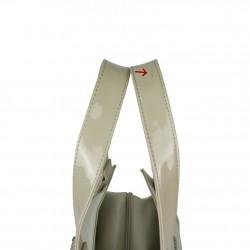 Neuf avec petits défauts sac porté épaule petit cabas déstructuré Thierry Mugler strass Jiami  THIERRY MUGLER - 5
