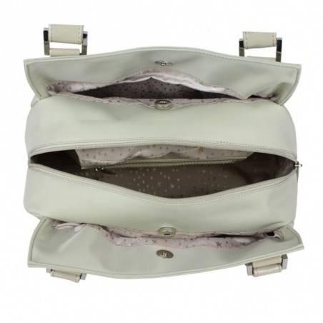 Neuf avec petits défauts sac porté épaule petit cabas déstructuré Thierry Mugler strass Jiami  THIERRY MUGLER - 2