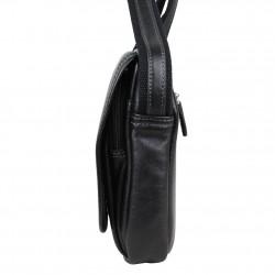 Petite pochette bandoulière cuir Nouvelty SFF36101 SAFARI - 4