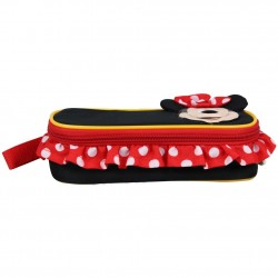 Trousse plumier ovale toile Samsonite Minnie Mouse Disney SAMSONITE - 3
