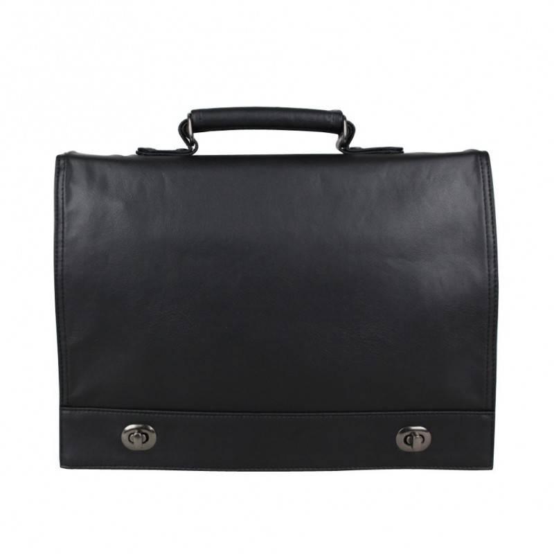 Porte documents serviette effet cuir 1 compartiment Elite 8668 ELITE DESIGN - 1