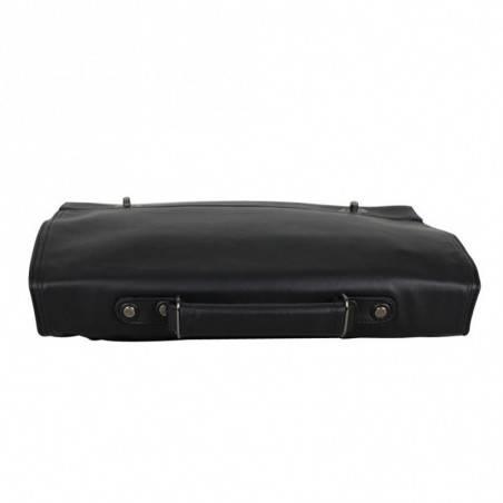 Porte documents serviette effet cuir 1 compartiment Elite 8668 ELITE DESIGN - 3