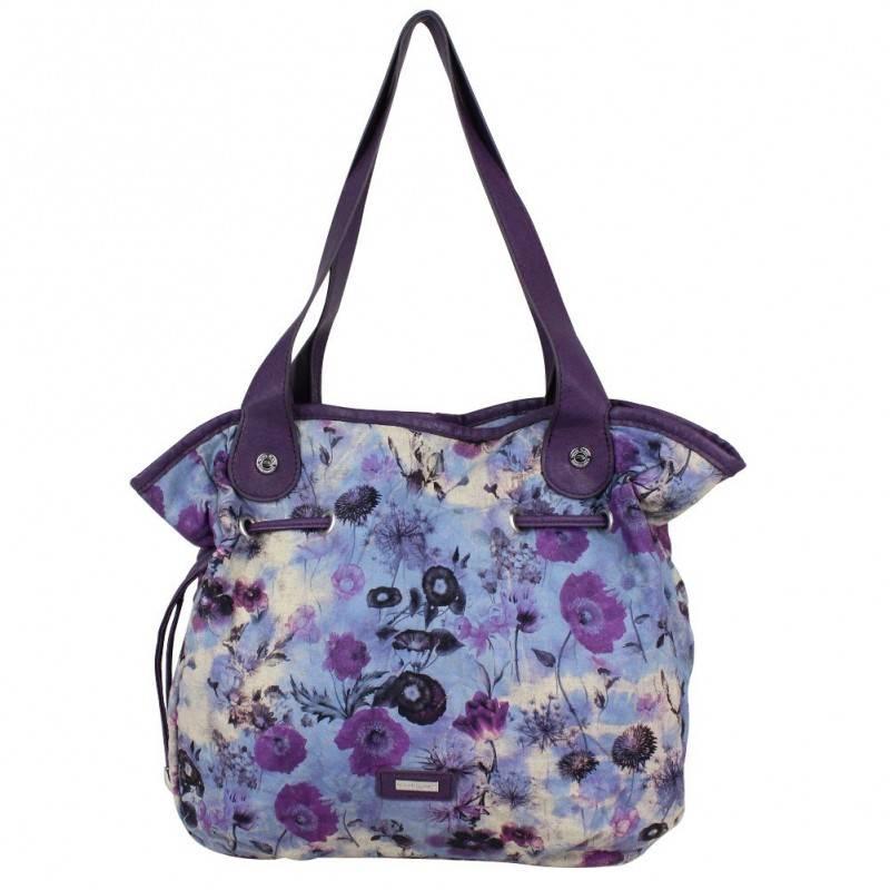 Sac bourse Patrick Blanc motif floral 510015 PATRICK BLANC - 1