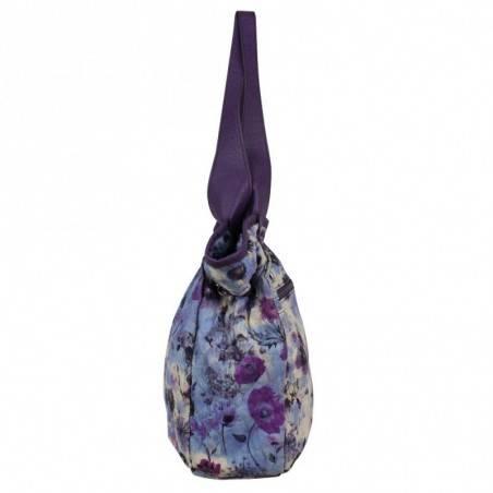 Sac bourse Patrick Blanc motif floral 510015 PATRICK BLANC - 2