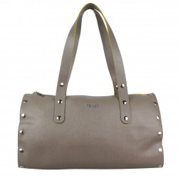Sac Texier bowling cuir Studbags fabrication France 26103 TEXIER - 1
